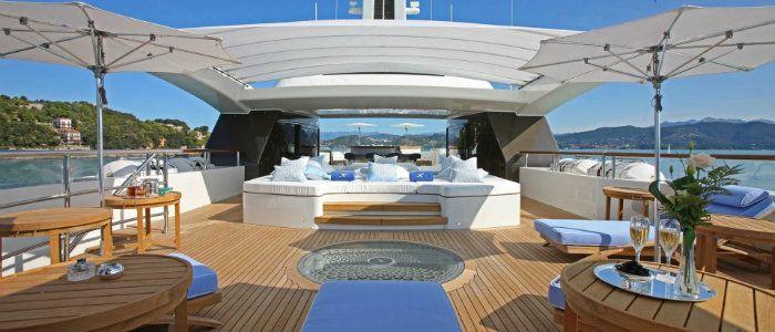 Top 3 Luxury Yachts Interiors Of Billionaires Luxury Yacht Interior