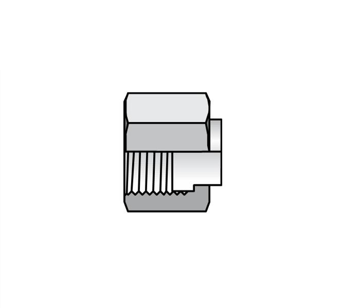 China Custom Orfs Cap And Plug Kit Manufacturers Suppliers Stainless Steel Orfs Cap And Plug Kit Jiayuan
