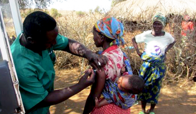"""The World Health Organization (WHO) and UNICEF Tetanus Vaccination Campaign is a """"Well-Coordinated Forceful Population Control Mass Sterilization Exercise"""": Kenya Catholic Doctors Association"""