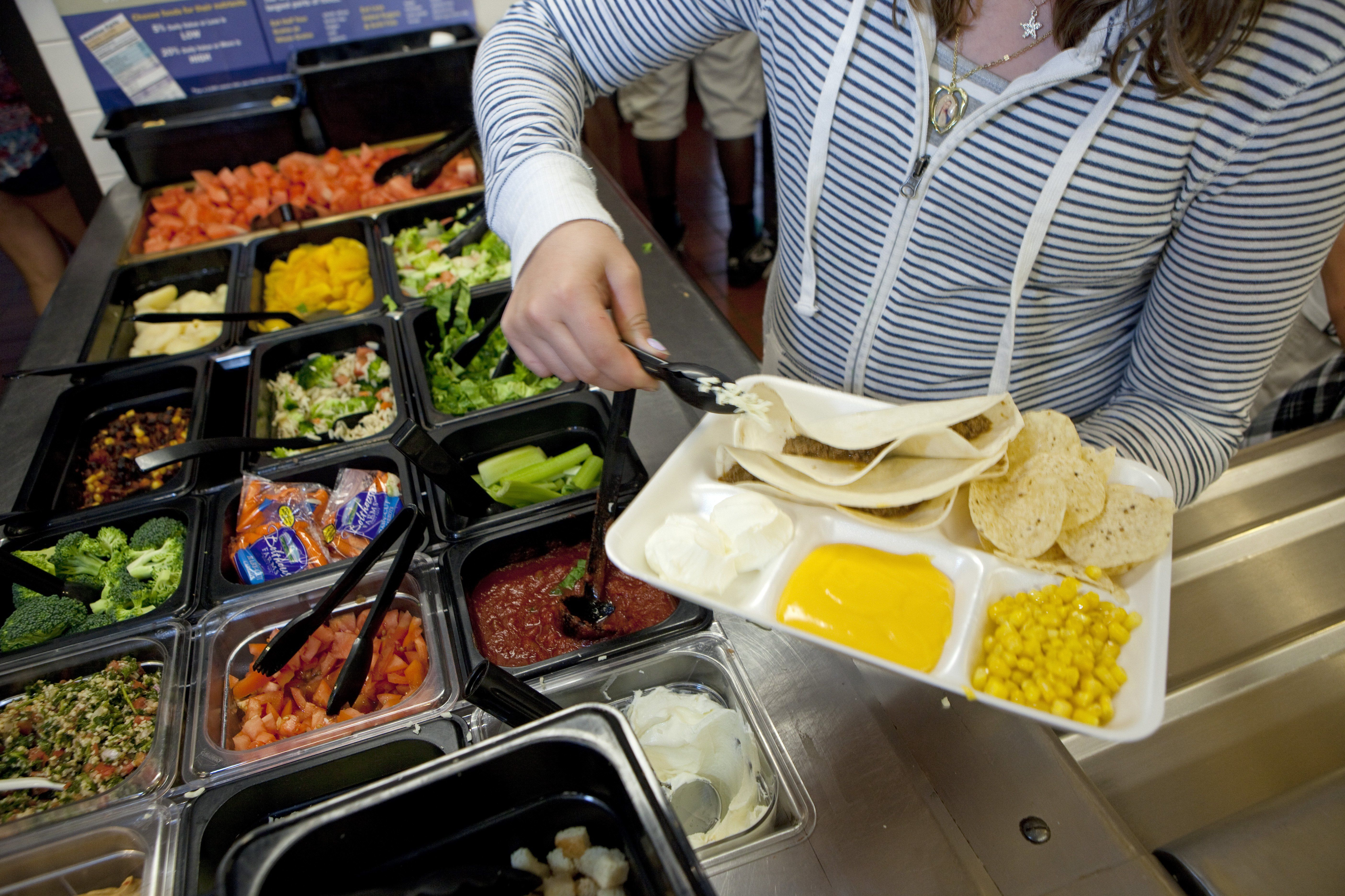 House bill would scale back number of free school meals