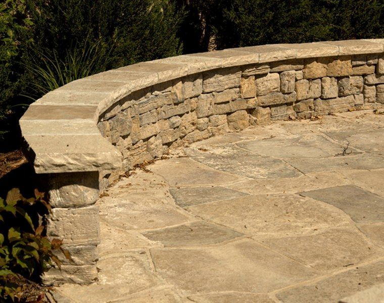 Decorative Stone Walls belvedere retaining wall and decorative stone | landscaping