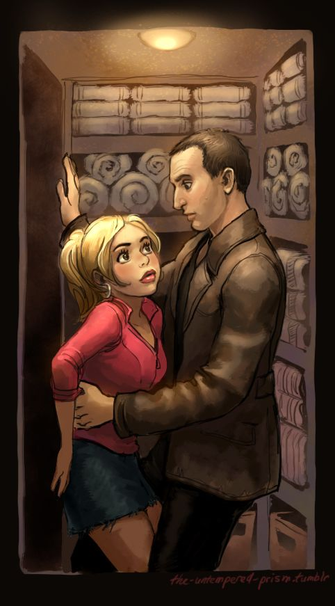 A Linen Closet By The Untempered Prism On Deviantart Doctor Who Fan Art Doctor Who Art Doctor Who