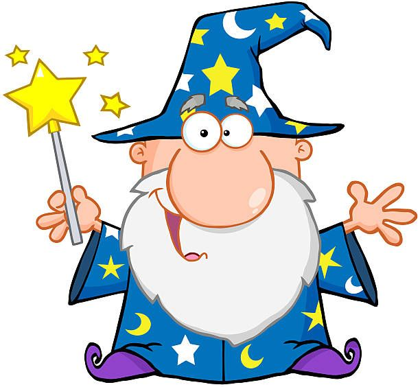 Image result for wizard cartoon
