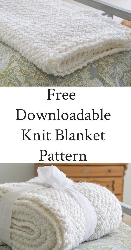Instructions and a quick video showing how to make this DIY Knit ...