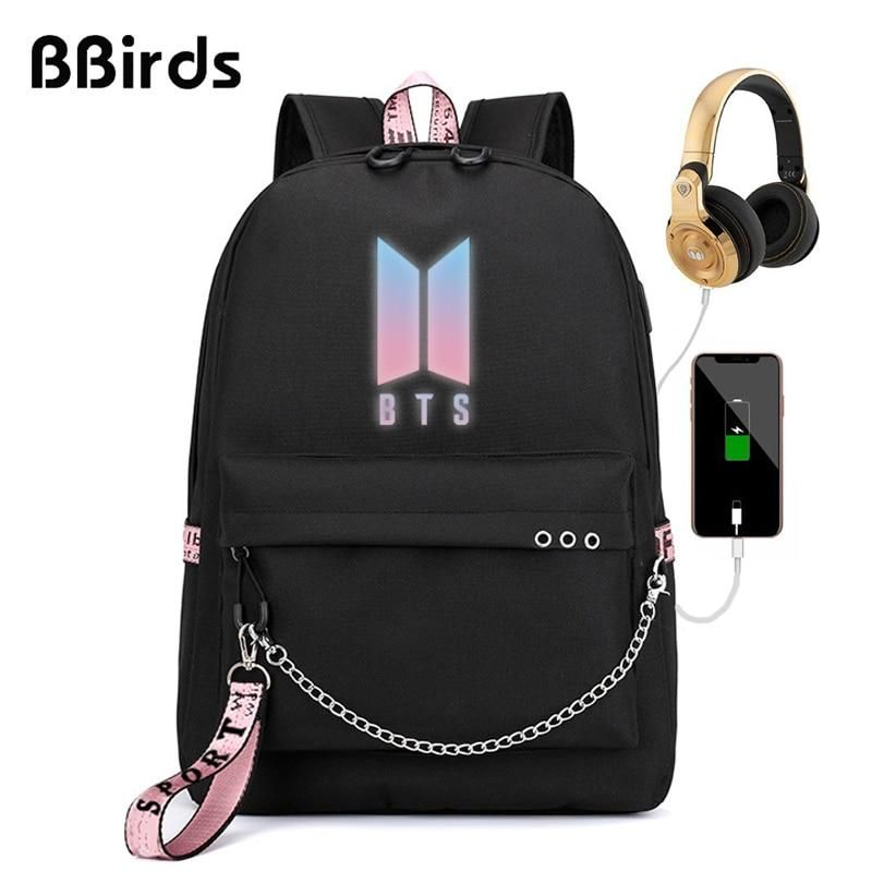 Men's Bags Buy Cheap Bt21 Mochila Bts Rucksack Laptop Men Seventeen Rugzak Kpop School Bags For Teenage Boys Twice Rugtas Women Backpack Big Bagpack Luggage & Bags