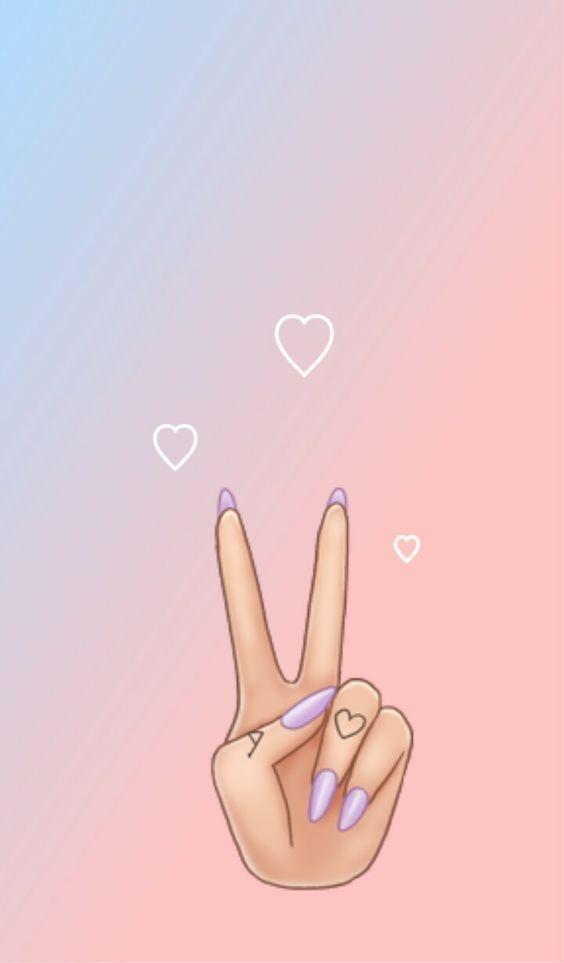 DRESS UP YOUR TECH | Wallpaper iphone cute, Cute emoji wallpaper, Emoji wallpaper