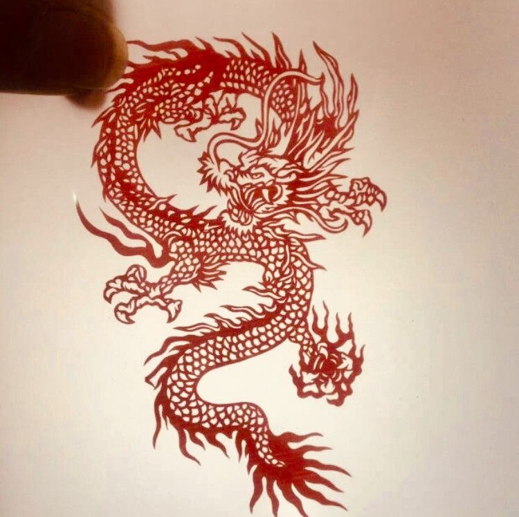 Pin By Savannah Grayson On Tattoos With Images Red Dragon Tattoo Dragon Tattoo Designs Red Ink Tattoos