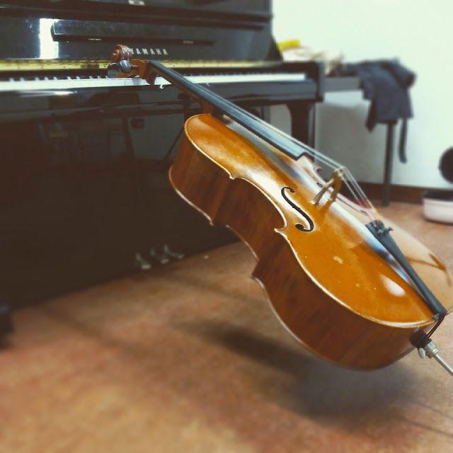 My cello :D