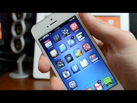 Best iOS 6 Winterboard Themes - iShadyHD For iPhone 5/4S/4