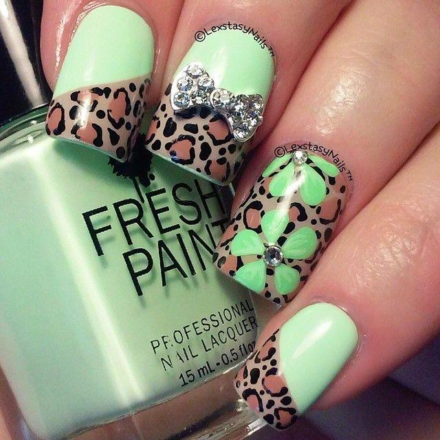 Pin de Mayra Redondo en uñas | Pinterest | Uñas hermosas, Diseños de ...