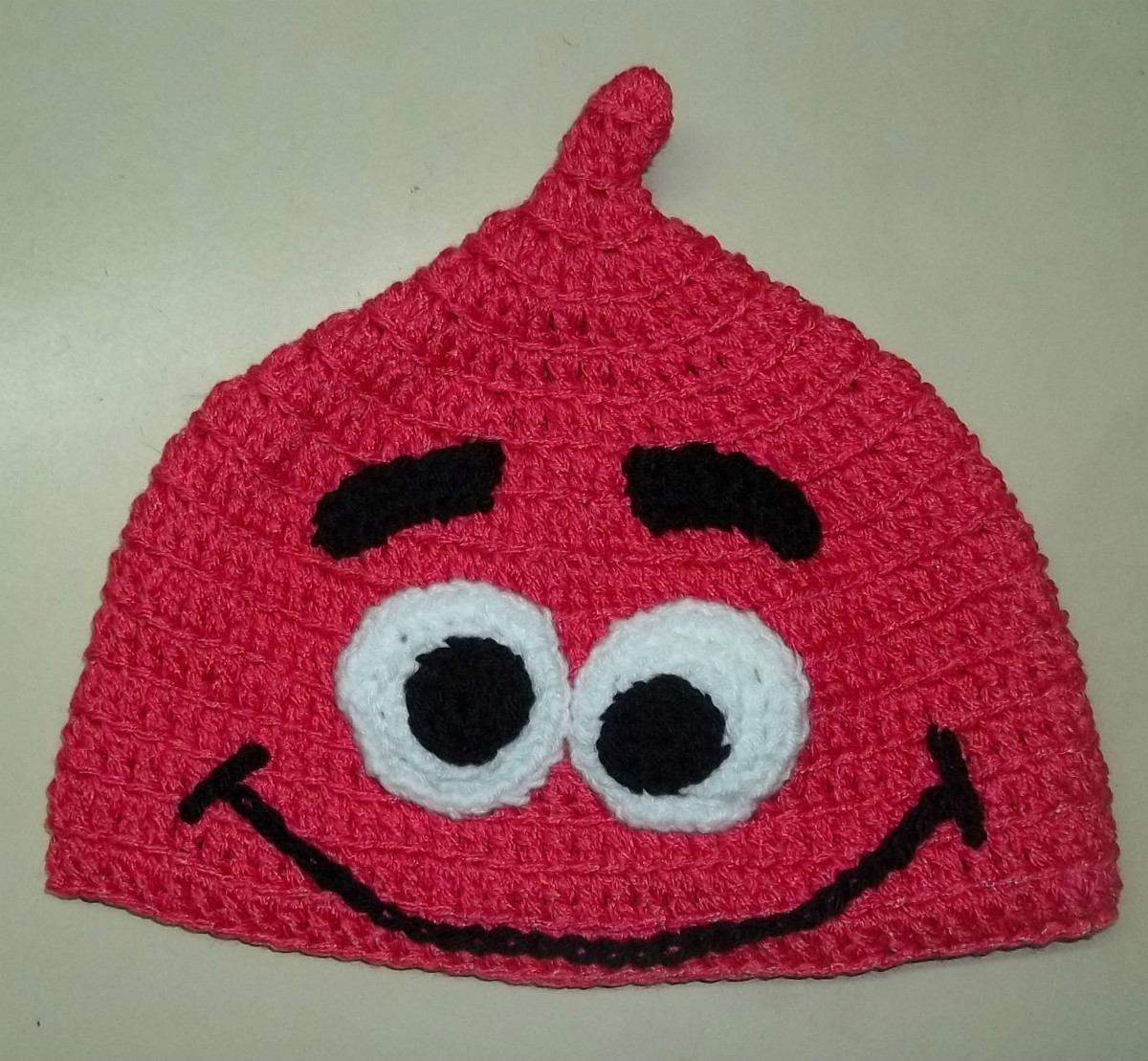 Gorros Tejidos Crochet - Accesorios de Moda Gorros para Niñas ...