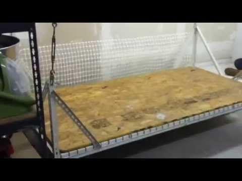 Garage Platform Lift Youtube Garage Hoist Garage Lift Garage