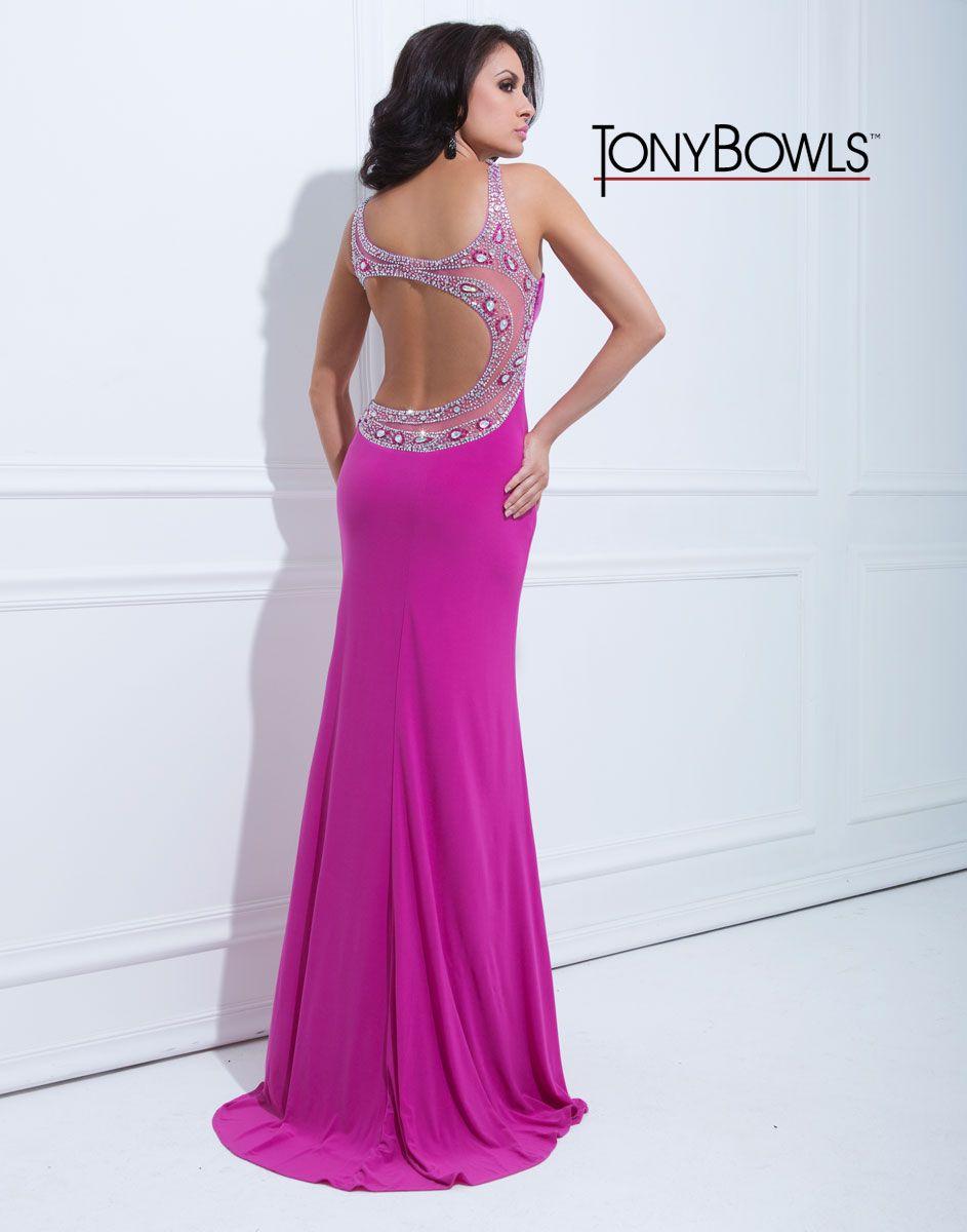 Tony Bowls Paris » Style No. 114707 » Tony Bowls } | vestidos ...