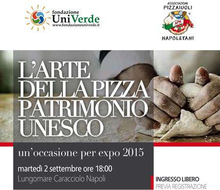 L'arte della pizza #Wonderfooditaly #FrancescoBruno