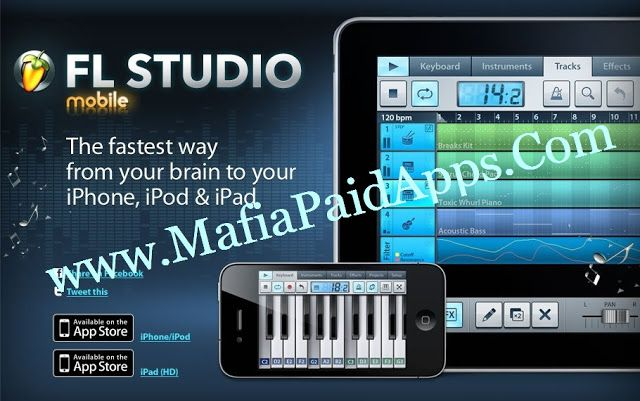 Pin by MafiaPaidApps on FL Studio Mobile Patched Apk
