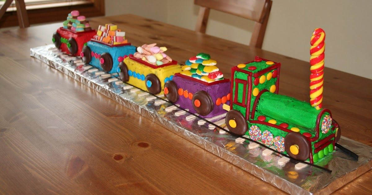 Gluten Free Birthday Cake Coolest Thomas Train Birthday