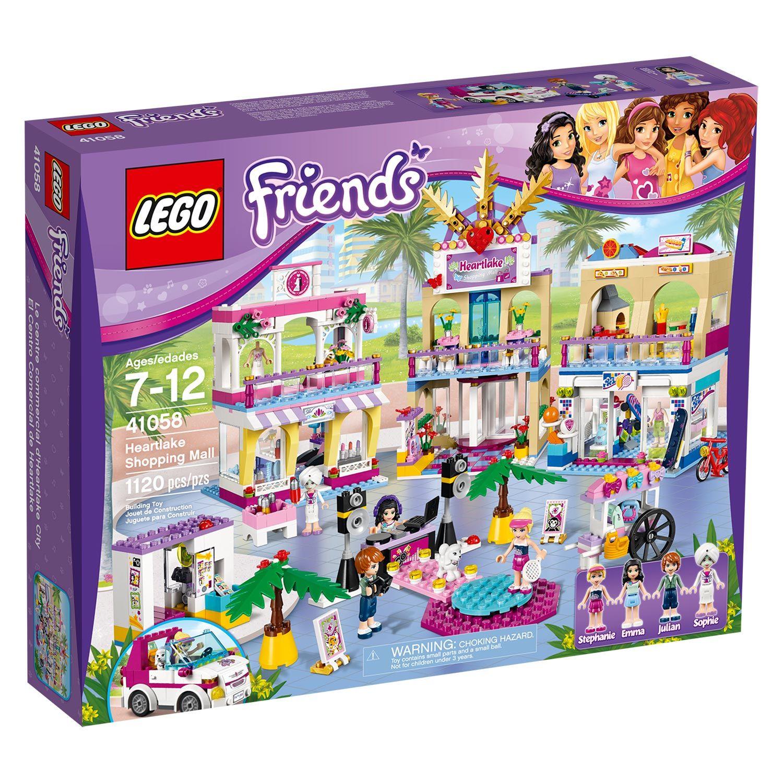 LEGO Friends Heartland Shopping Mall 41058 109.99 Get