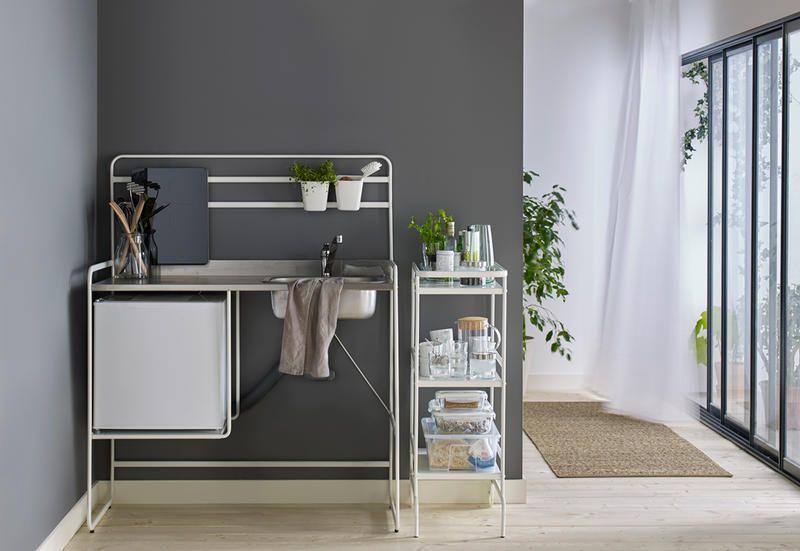 cucina-ikea-componibile-piccoli-spazi-sunnersta-versione-completa ...