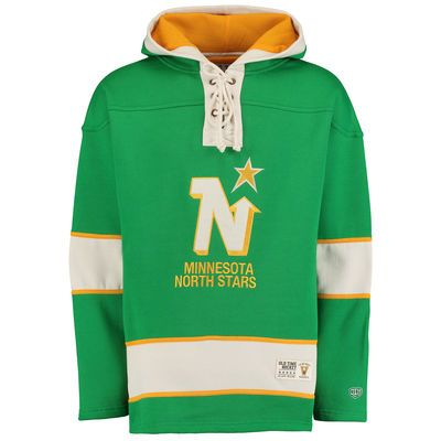 OTH Minnesota North Stars Men s LACER The Original Lace Hoodie  87fc4bca02