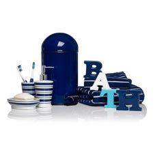 nautical bathroom accessories. Nautical Bathroom Collection  Pinterest