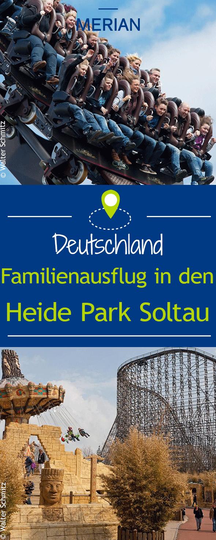 Hohenfluge Im Heide Park Resort Soltau Heide Park Resort Freizeitpark Und Heide Park