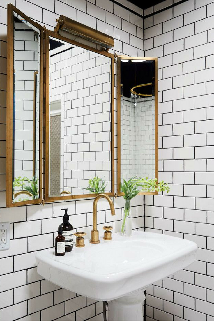 Awesome Home Design Trends To Watch In 2018 Bathroom Tile Designs White Subway Tile Bathroom Bathroom Design