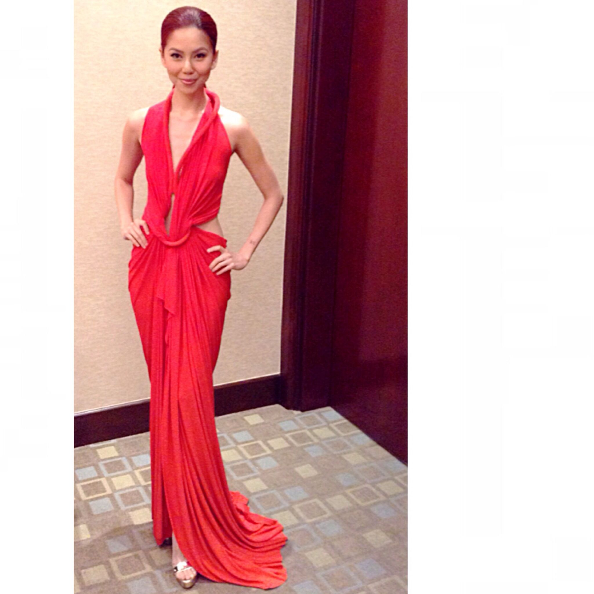 Bianca Valerio in Rajo Laurel to host People of the Year Awards 2014  (People Asia