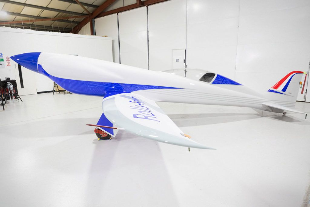 Rolls Royce Accel All Electric Plane Unveiled Wants To Be The World S Fastest All Electric Aircraft Shouts Electric Aircraft Rolls Royce Aircraft