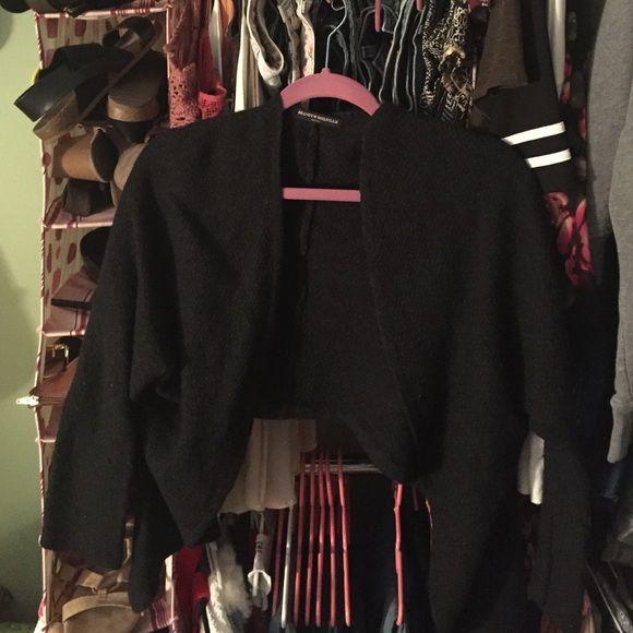 Brandy Melville Crop brandy cardigan, never worn Brandy Melville Sweaters Cardigans