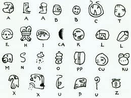 nahuatl writing alphabet game