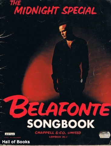The Midnight Special Belafonte Songbook  Harry Belafonte