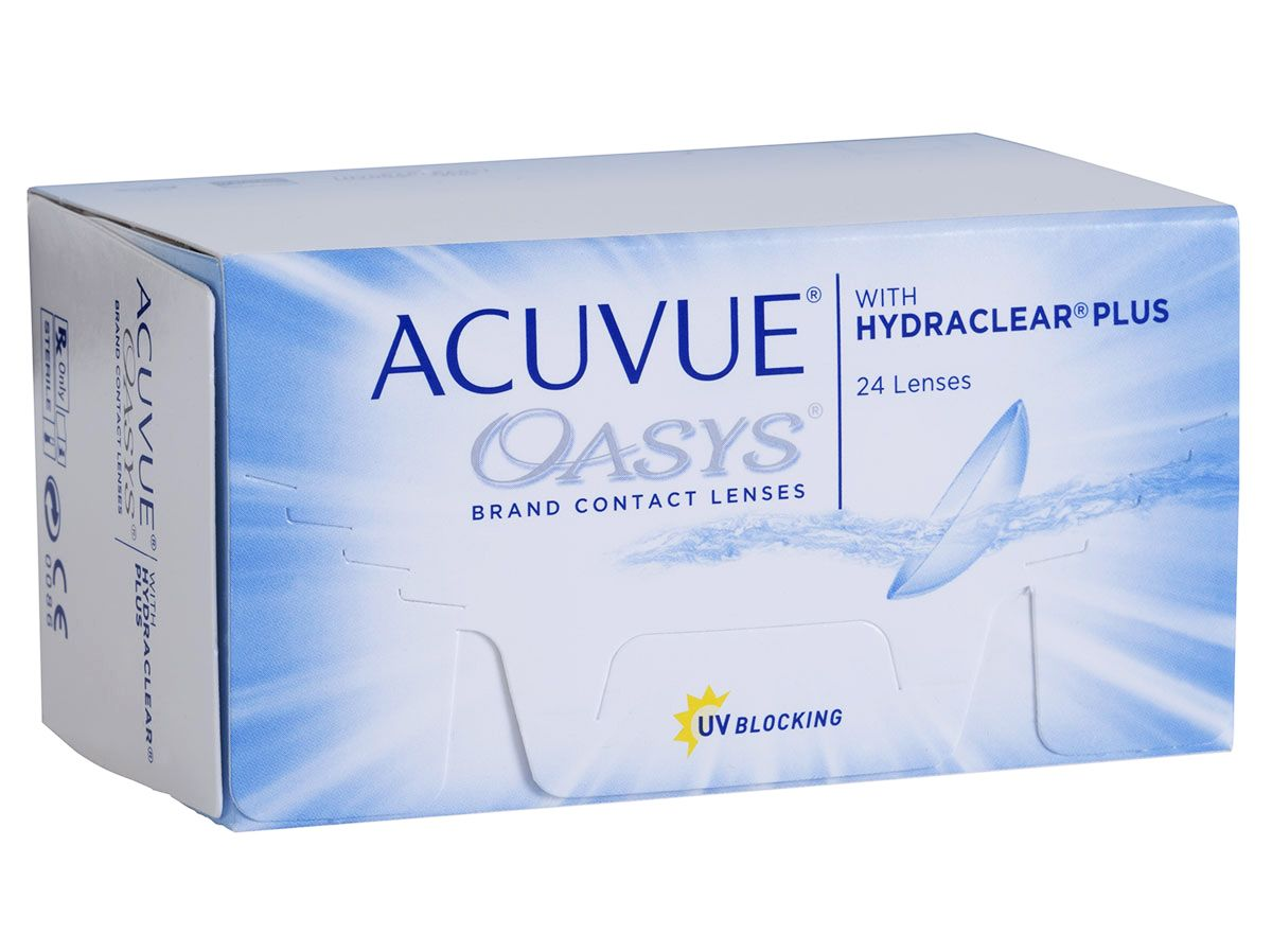 Acuvue Oasys 24pk Give You Clarity Comfort At A Low Price Get