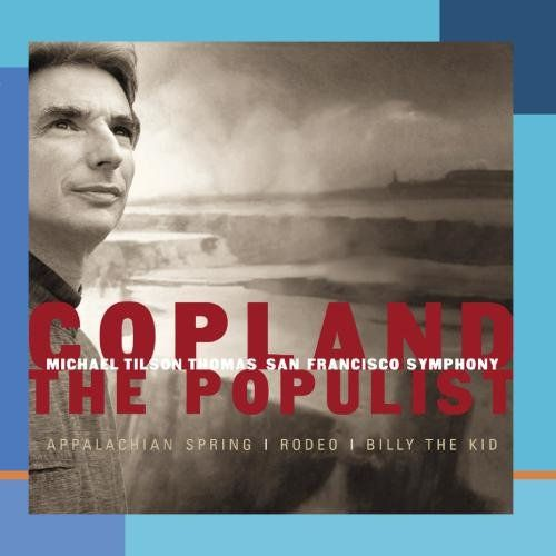 Michael Tilson Thomas and the San Francisco Symphony bring out the American spirit of Copland's greatest works.