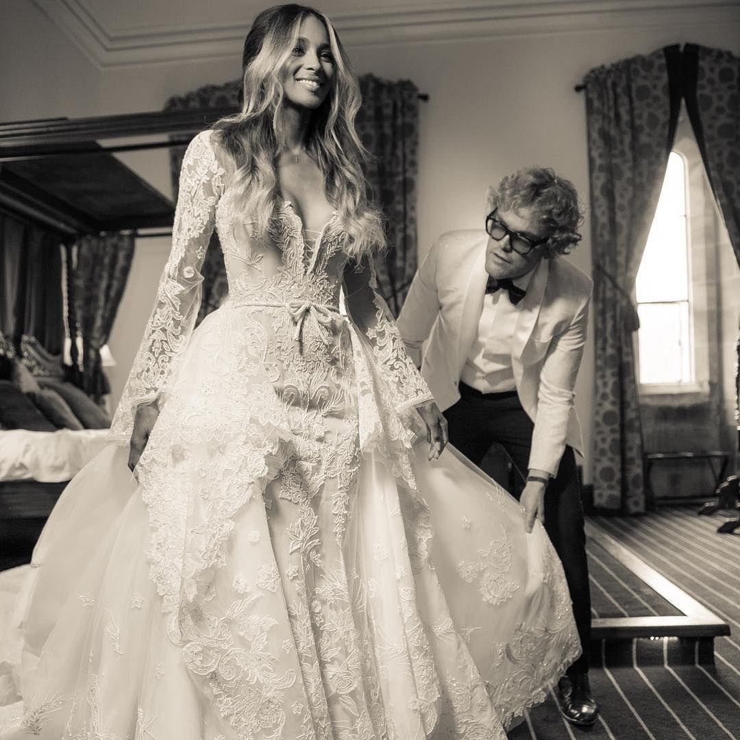 das Berühmtheit schönste hochzeitskleid der welt | kleidung auf ...