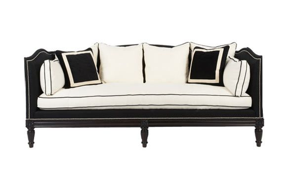 Merveilleux Belvedere Sofa By Lillian August