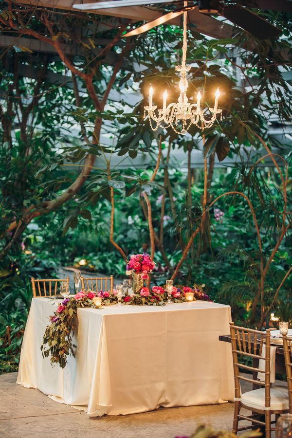 Grand Magnolia Gardens Wedding Wedding reception