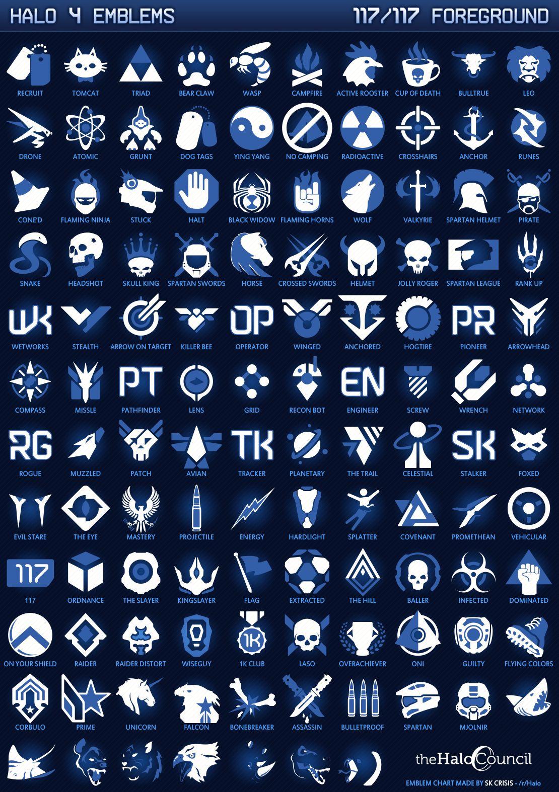 Armor Halo 4 Ascendant Justice Forums Halo Tattoo Game Icon Halo 4
