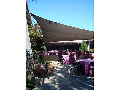 Arrillaga Family Recreation Center Menlo Park Weddings Peninsula Reception Venues 94025