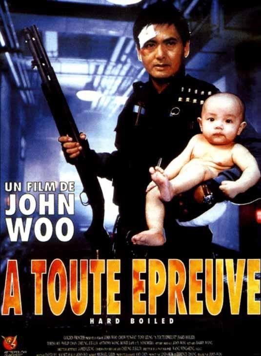 A Toute Epreuve John Woo Film Films Complets Meilleur Film Action