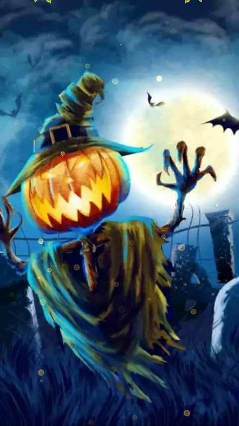 Halloween Halloween Halloween Live Wallpaper