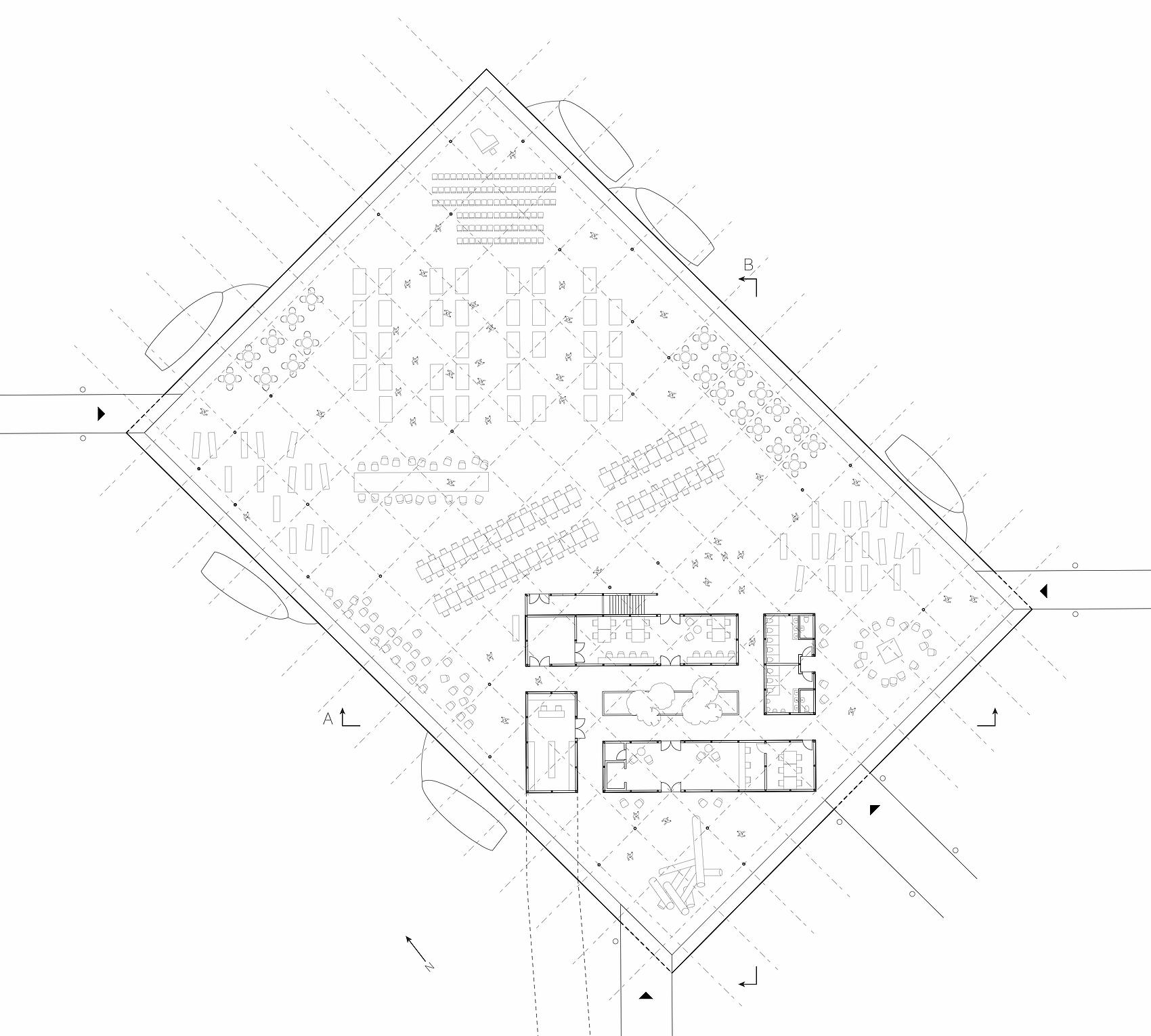 Koozarch Jaytsai 1 Architectural Floor Plans Plan Sketch Technical Drawing