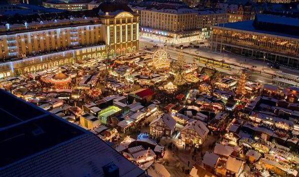 Dresden dating night