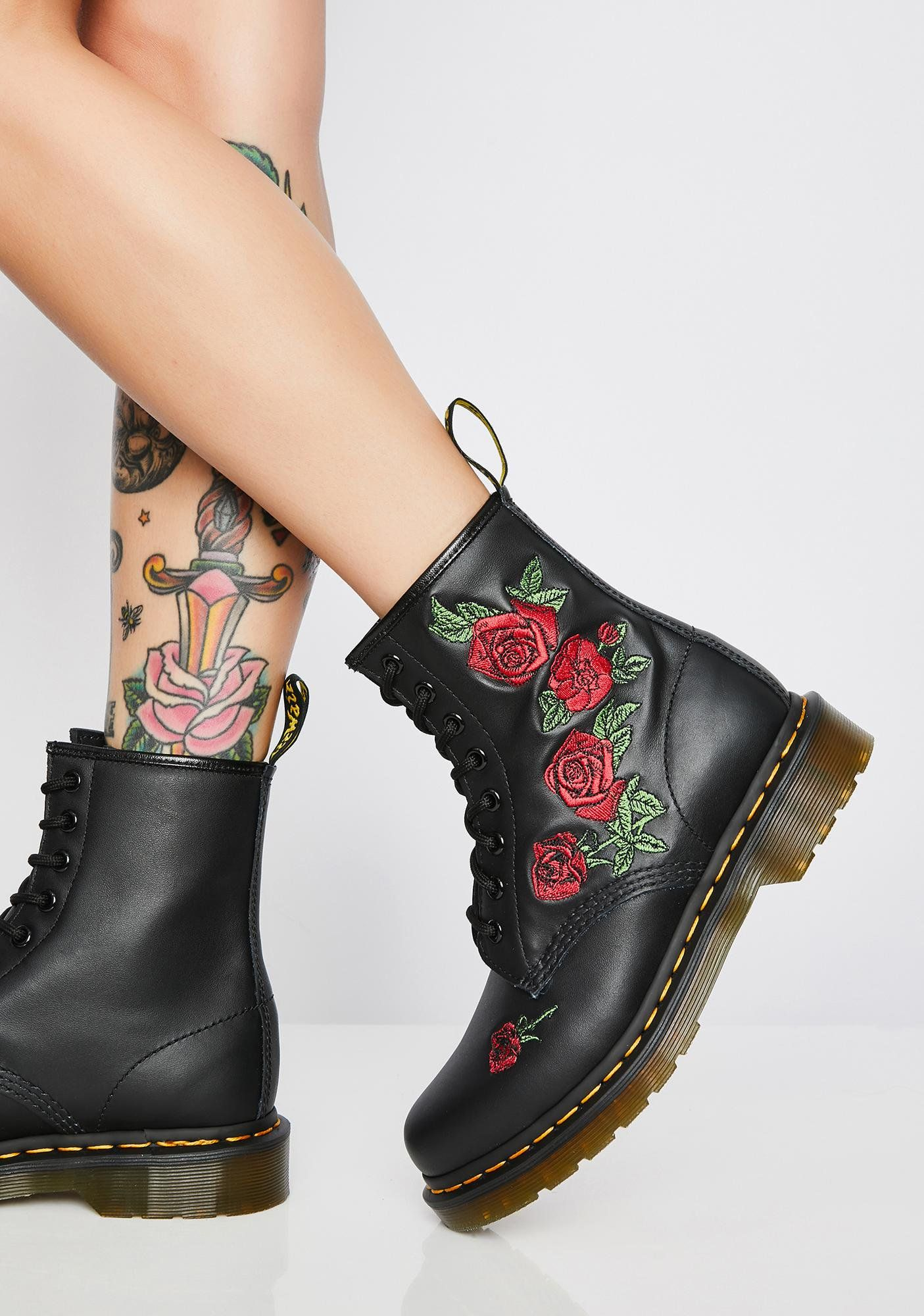 1460 Vonda Boots | Boots, Punk boots, Combat boots