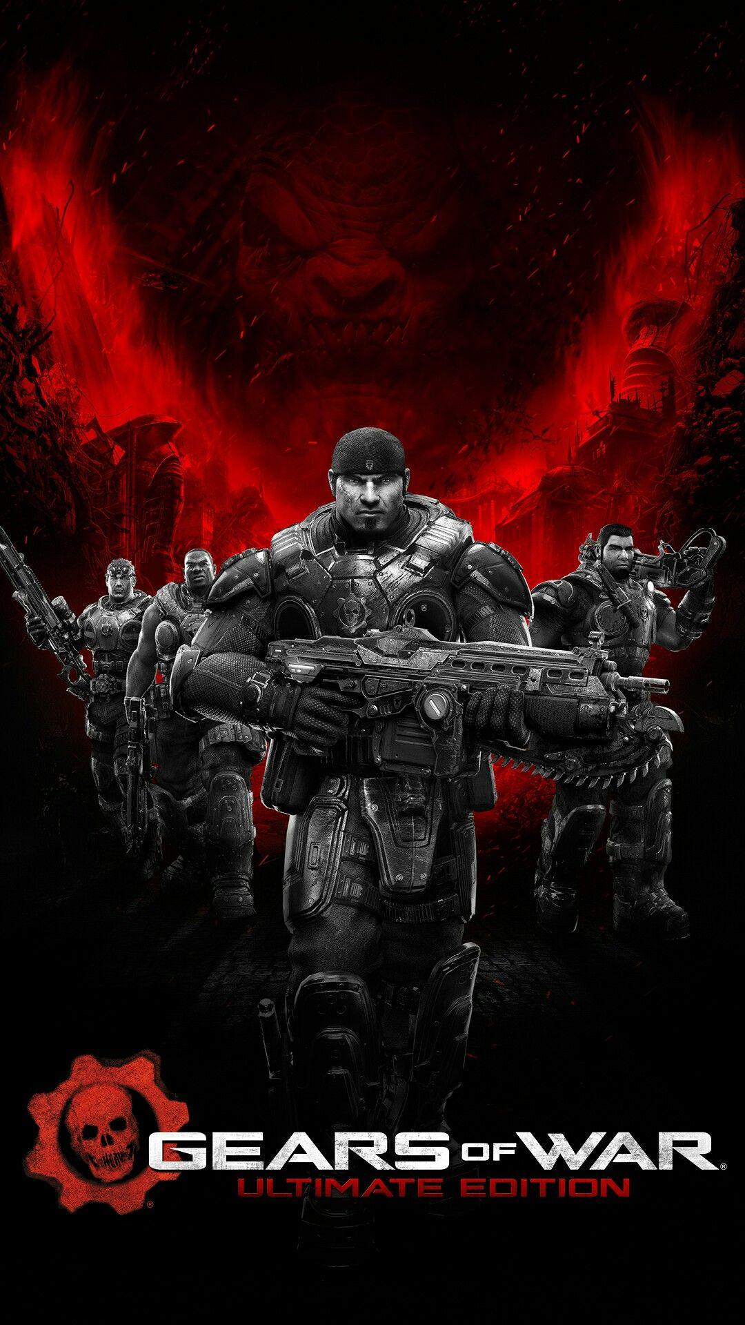 Gears Of War Ultimate Edition Juegos De Xbox One Gears Of War Gears Of War 3