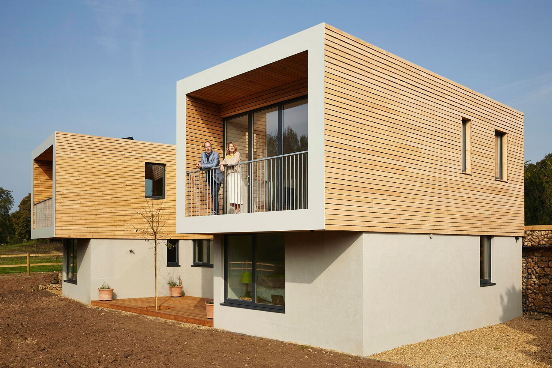 Grand Designs Eco House - Eco home design