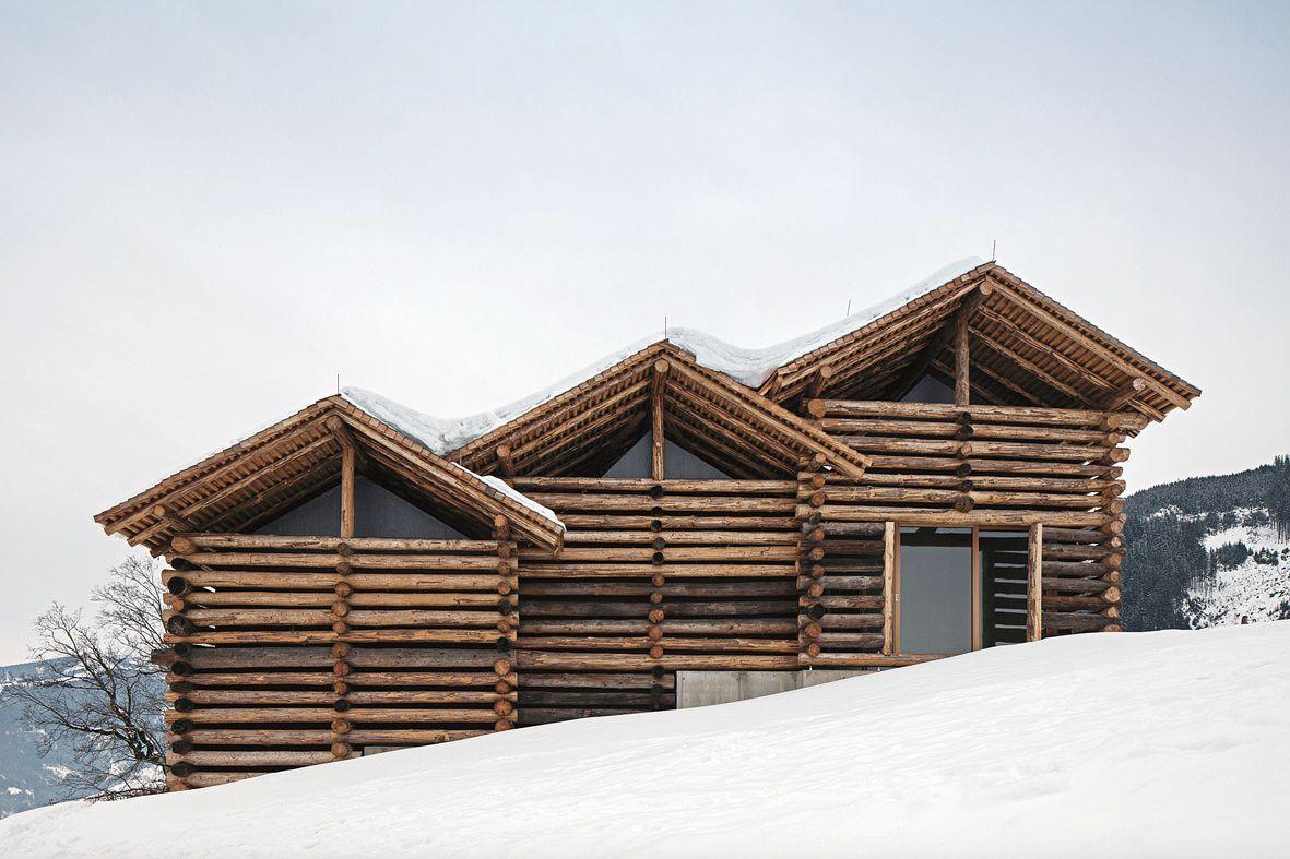 HeustadlSuite Taxhof in Bruck by Meck Architekten