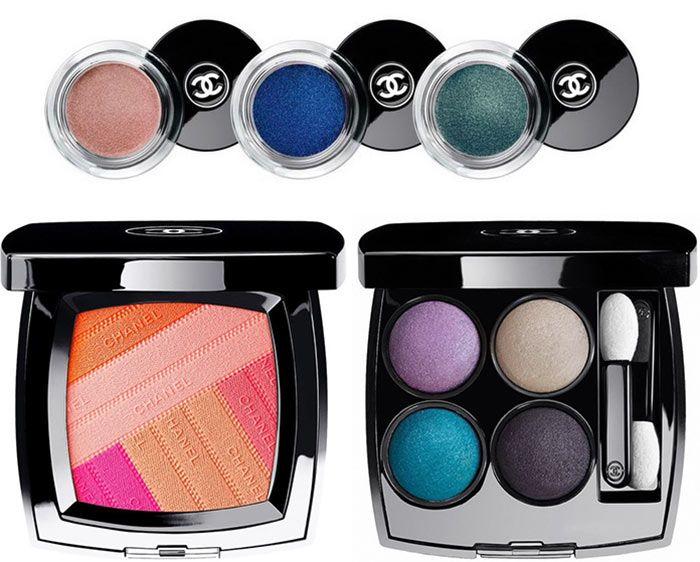 Chanel LA Sunrise Spring 2016 Makeup Collection #makeup