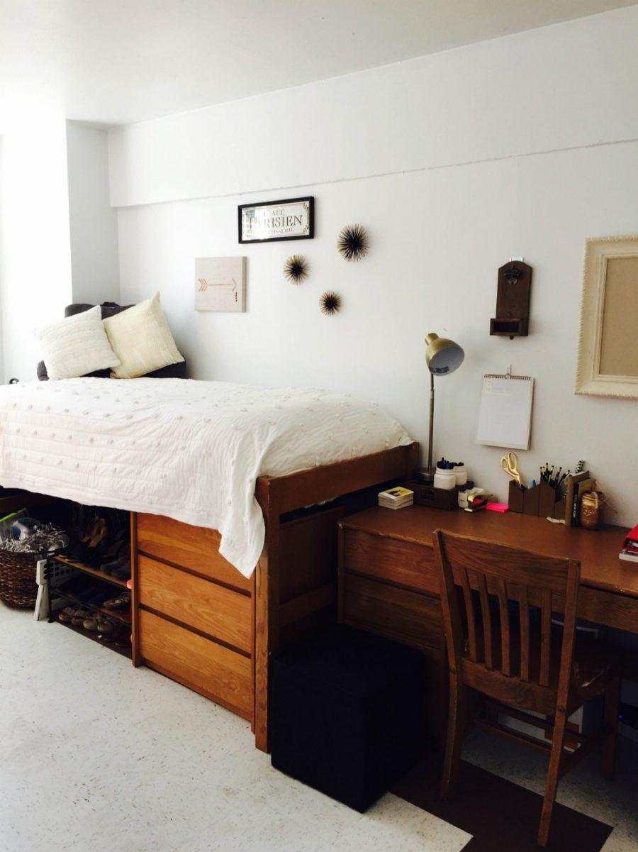 Smart And Stylish Modern Dorm Rooms Wohnheim Zimmer Wohnen