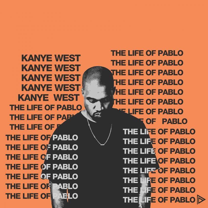 Kanye West The Life Of Pablo Made By Meanwind Coverlandia Kanye West Music Artwork Kanye