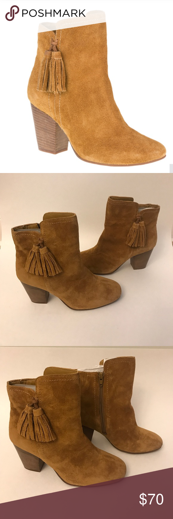 b67a39a59a0 NEW Hush Puppies Daisee Billie Suede Boots Size 7 These are brand NEW  without tag Hush
